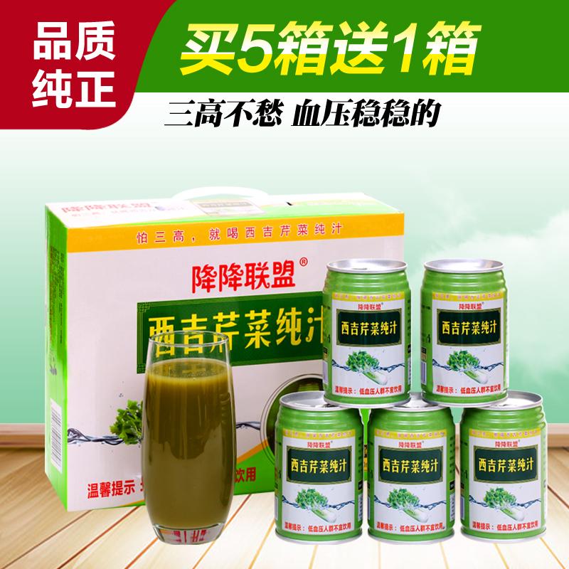 芹菜汁天然正品新鲜果蔬菜汁孕妇健康无糖饮料宁夏西吉芹菜纯汁1