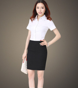 2018 summer increase professional package hip skirt work one-step short skirt skirt stretch slim black skirt skirt