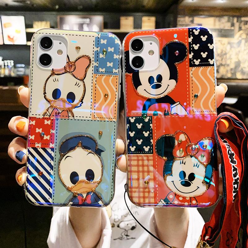 迪士尼适用iPhone11手机壳苹果X/XS/XR黛西11promax仙女8plus软壳满50元减5元