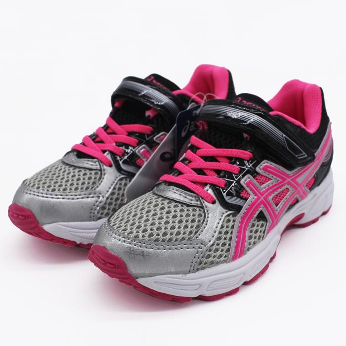 美国采购现货ASICS/亚瑟士儿童鞋女童运动鞋中大童跑步鞋童鞋