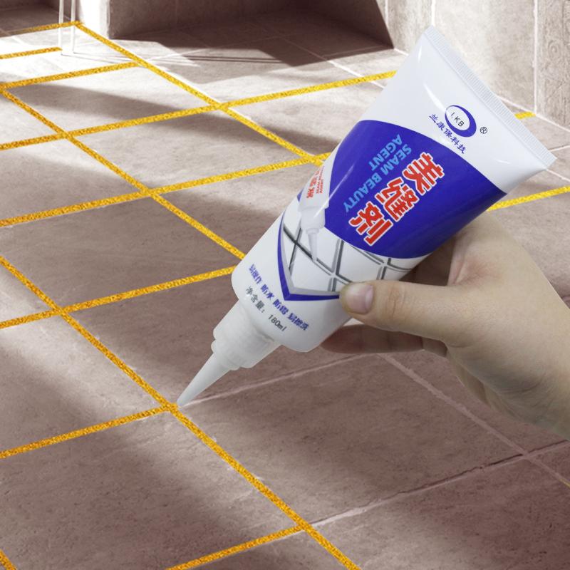 买2送1美缝剂瓷砖地砖水池缝隙填缝美缝瓷砖专用美缝勾逢填缝剂胶