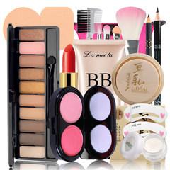 网红化妆品彩妆套装一全套组合初学者学生淡妆自然舞台妆美妆用品-降价吧