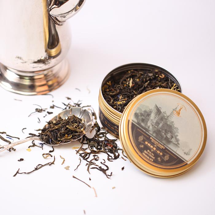 新品上架兔子威廉航海家系列调配白茶香料航道调配白茶口味送男士