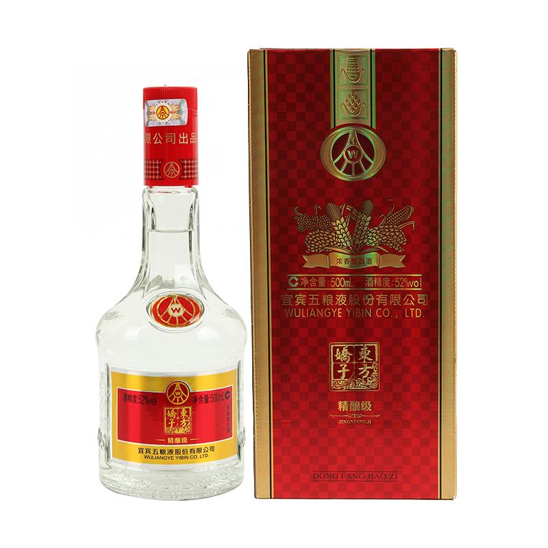 52度东方娇子精酿级白酒 500ml/瓶