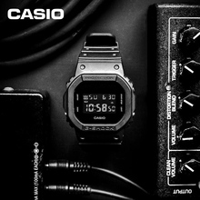 Casio flagship store DW-5600BB electronic sports men's watch small square table Casio official website G-SHOCK