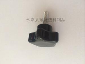 Pentagram star-shaped adjustment handle, hand-tightened bolt, national standard coarse tooth fastener M6M8