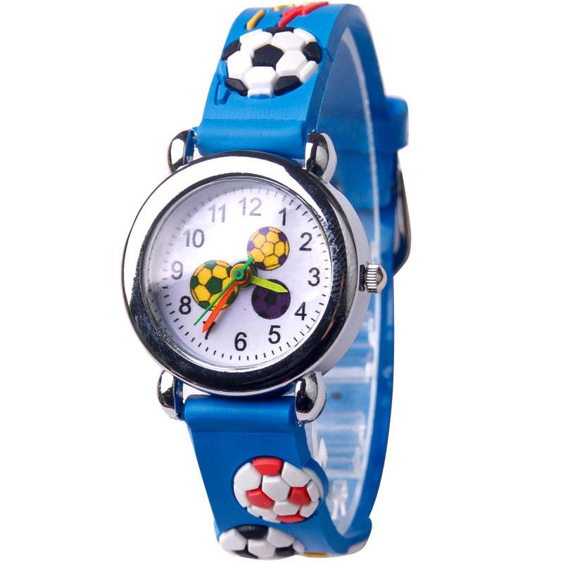 姿宝尼 儿童手表中小学生男女孩手表小朋友简约卡通生活防水手表
