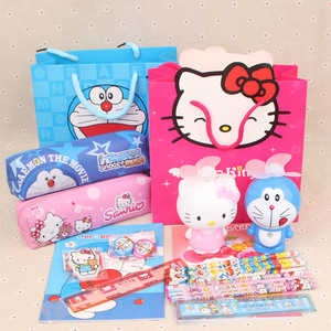 Stationery Set / Gift Box Kindergarten Elementary School Daily School Supplies Stationery Combination Children's Day Gift 305