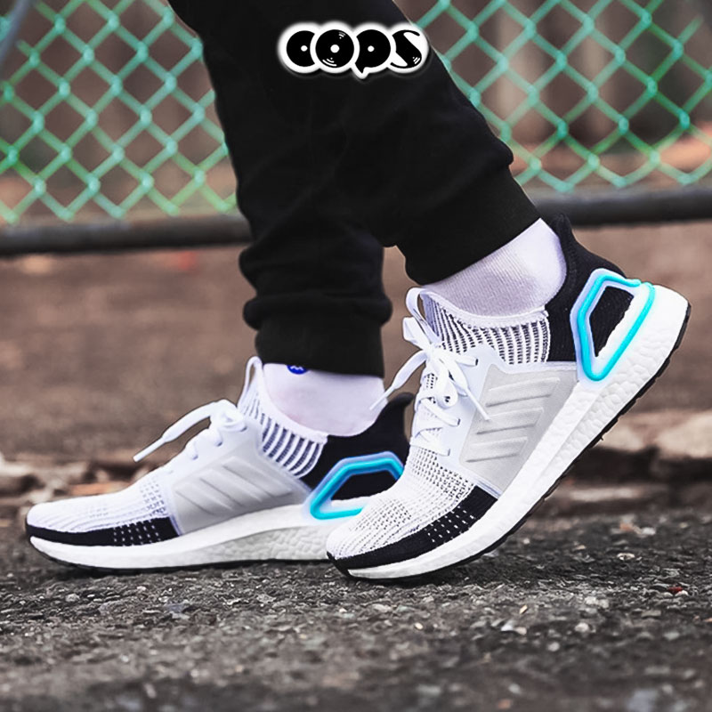 Adidas Ultra Boost19 阿迪达斯男女UB19缓震跑步鞋B37703 G54012