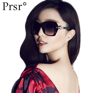 [Pasha] Polarized Sunglasses tide star sunglasses with a large frame ladies glasses can be equipped with myopia T60017