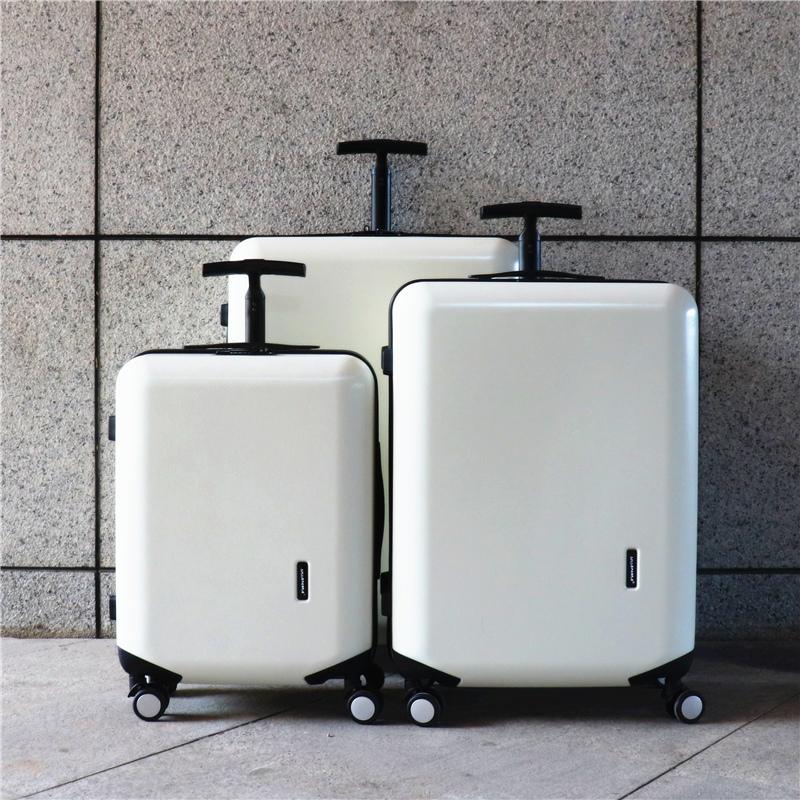 超轻行李箱单拉杆旅行箱万向轮密码箱20寸登机箱男女学生皮箱24寸