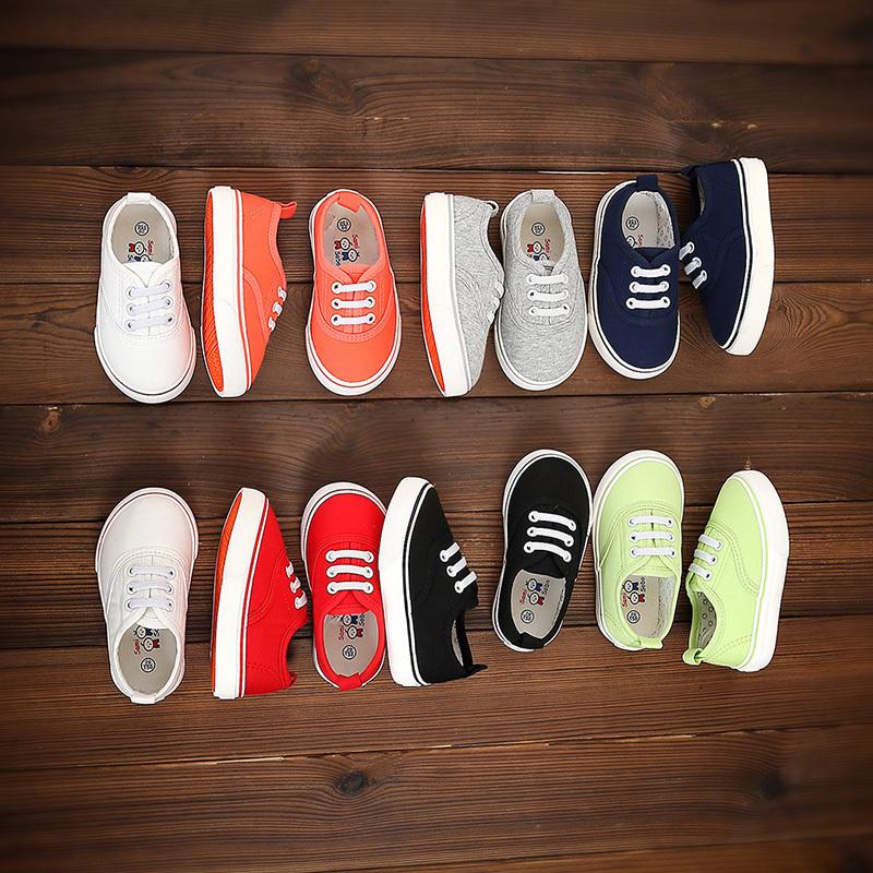 宝宝布鞋软底学步鞋春秋款男童女童透气宝宝鞋子1-2-3-4周岁童鞋