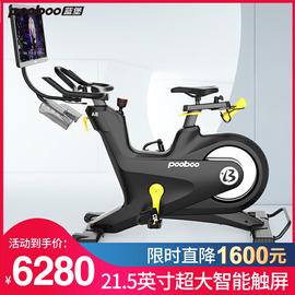蓝堡商用智能动感单车家用室内健身车超静音磁控运动单车A8