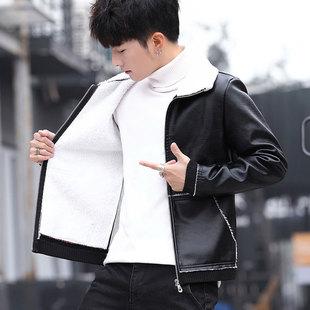 男士外套男春秋季新款韩版潮流修