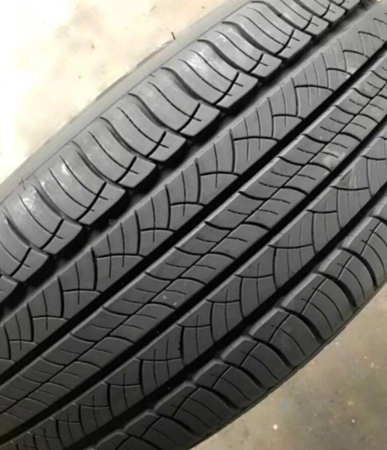 米其林235/55R18米其林轮胎米其林2355518到货一