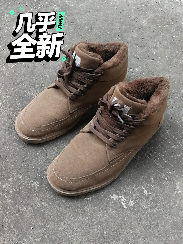 回力棉鞋 尺码:43  适合42,41