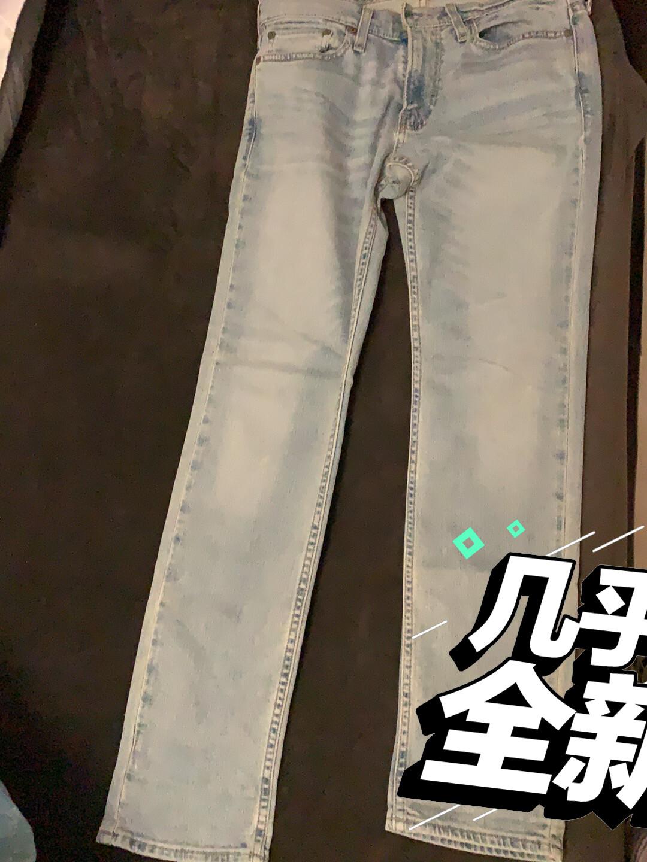 Hollister HCO老款修身牛仔裤29*30 墨西哥产