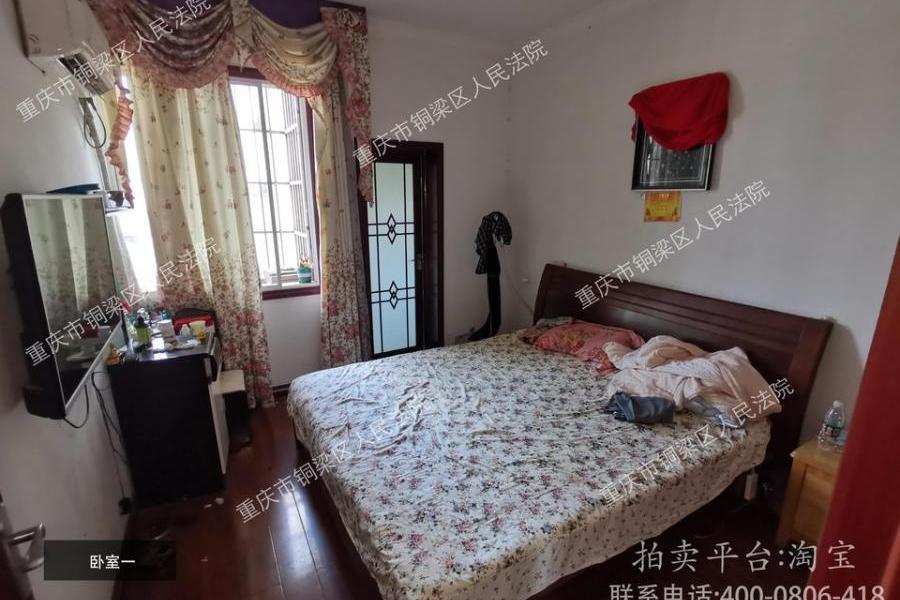 重庆市铜梁区侣俸镇老下街(锦润丽景)1栋1-5-1房屋