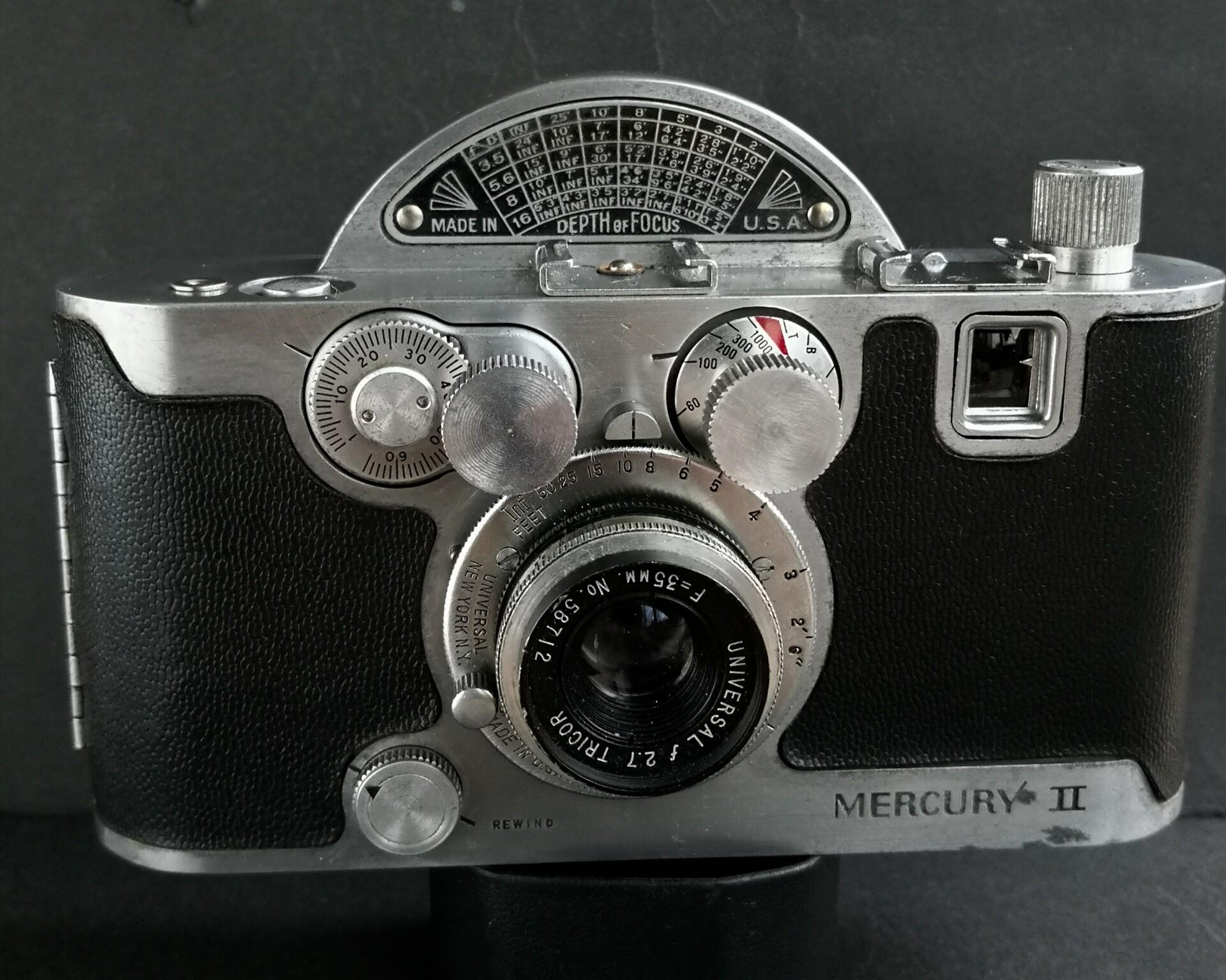 美国,40年代,奇葩的天外来客,名水星号,135拍半格65张