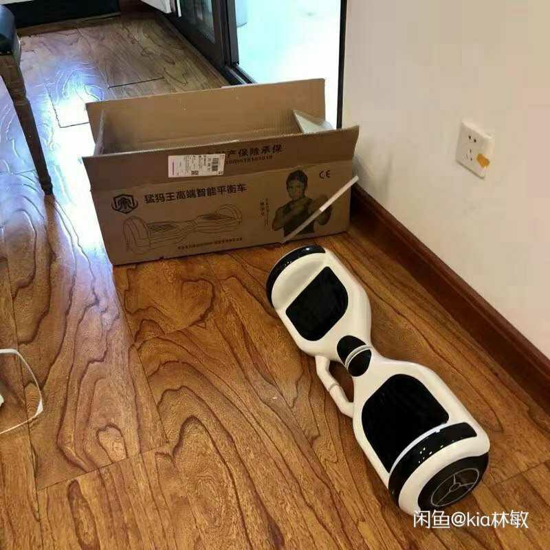 猛犸王智能电动平衡车双轮成年体感两轮代步平行车,全新,非偏远