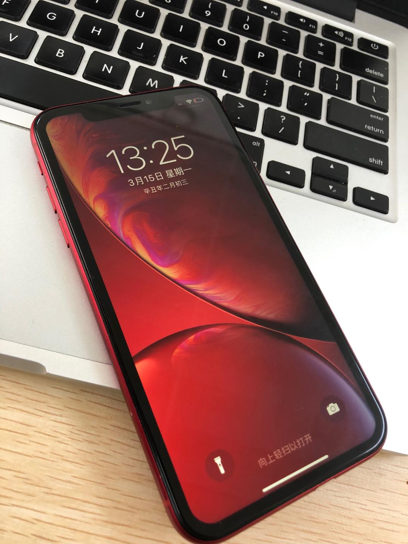 iPhone XR 无面容 游戏机
