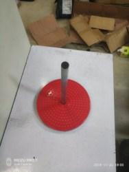 圆盘放线器网线放线盘光纤架放线器电工小型布线光纤放线架包邮