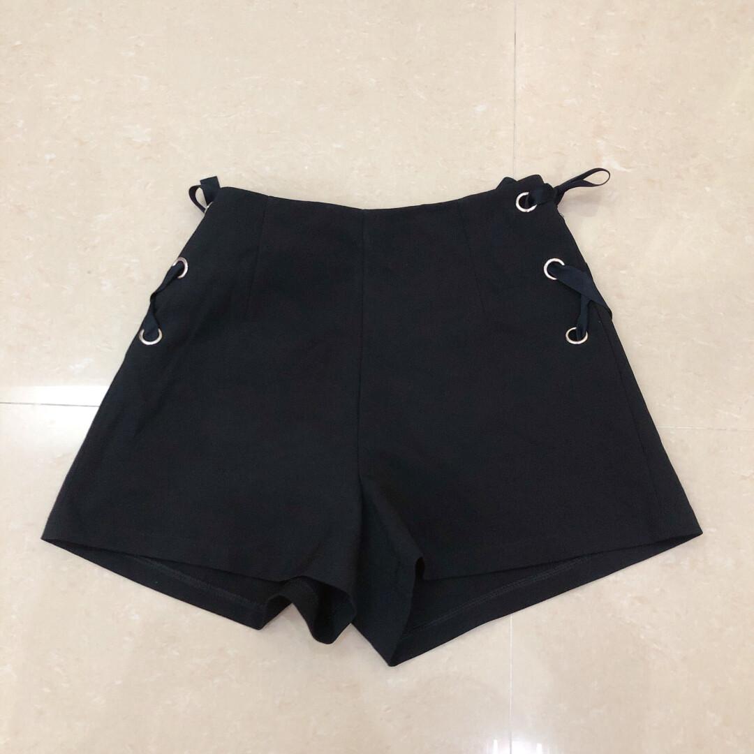 西装短裤 时尚百搭 穿过一次