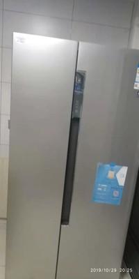 美的BCD-472WSPZM(E)冰箱怎么样?真实情况分享! 众测 第2张