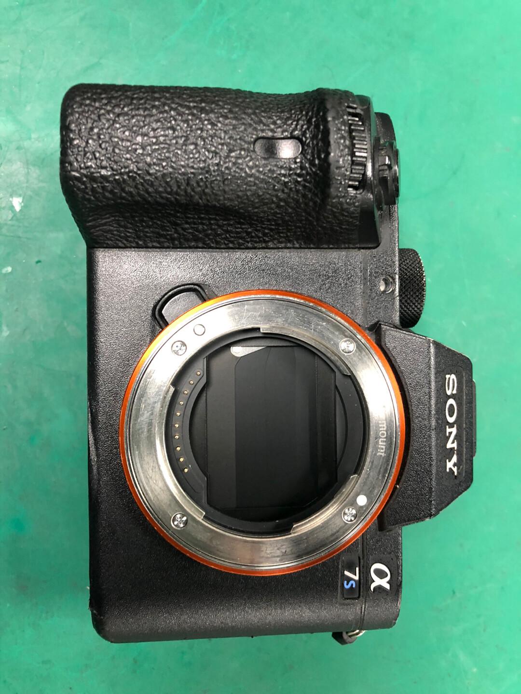 索尼a7S2修复快门,索尼一系列黑屏的,相机错误