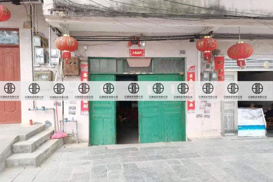 广西贺州市钟山县城兴钟南路50-2号的房地产一套