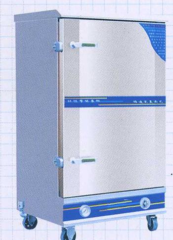 10层十盘电蒸饭箱商用蒸饭柜蒸饭车不锈钢蒸包柜蒸炉酒店厨房设备