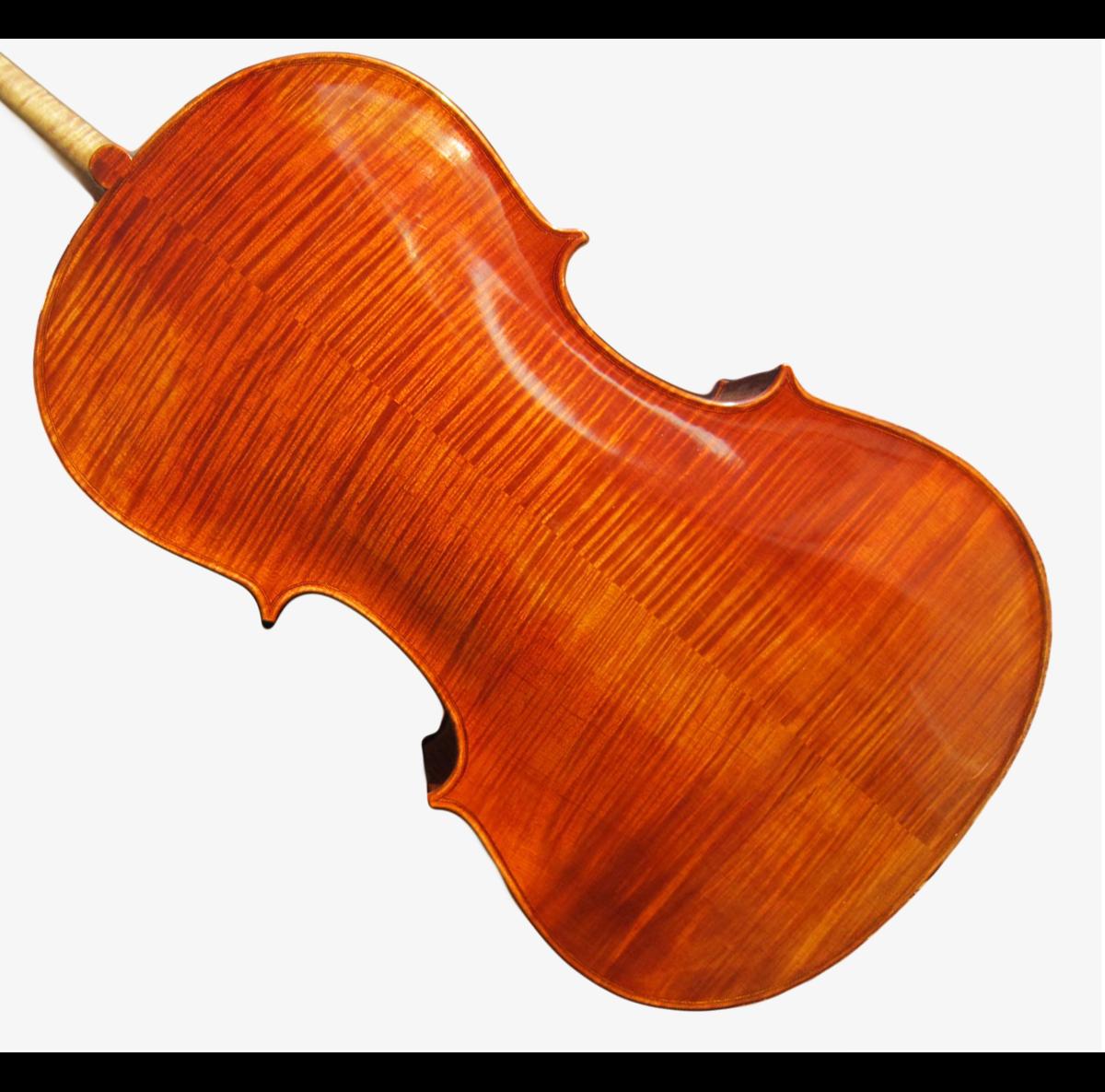 手工大提琴 专业演奏级 独奏大提琴