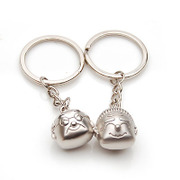 Love to white couple smiling couple Keychain accessories pendant key ring jewelry-each of 353