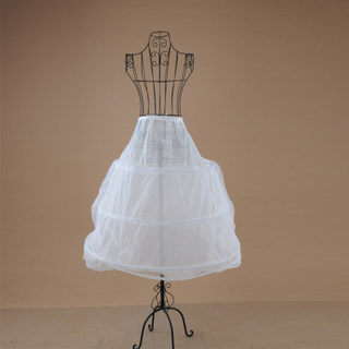 Marriage three times honey plus panniers yarn three cycles with 1 layer organza petticoat yarn group hold a wedding dress CQ-01