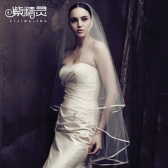 Purple fairy veil Bridal Veil bridal hair Jewelry Accessories white minimalist aesthetic covering veil-