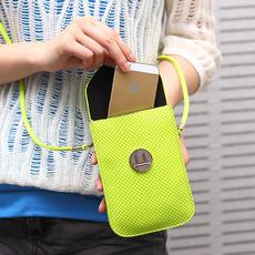 索爱女 时尚单肩斜跨迷你小包2016新款韩版女手机包编织包 零钱包