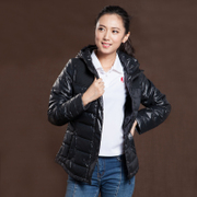 Kang step new women short down jacket lightweight down jacket women fall down Korean fashion casual Jacket Women