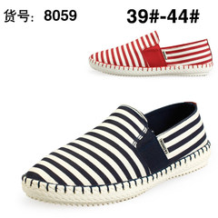 Microphone clicking fall 2015 canvas shoes men Korean Air Board shoes men's casual shoes low cut shoes trends of men's shoes