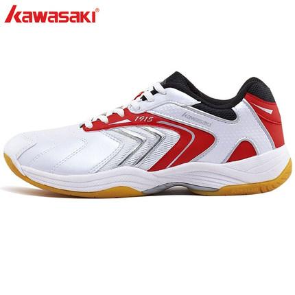 川崎kawasaki正品男女款兒童小孩專業羽毛球鞋運動鞋跑步鞋網球 - 42093360367
