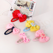 Know Richie children''s hair accessories Korea first butterfly clip BB clip baby girl bangs clip Clip hairpin jewelry