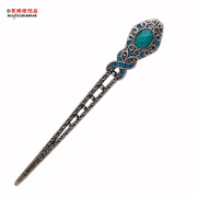 Package mail smiling Bob classical decoration hair pin hair accessory costume headgear in ancient Korean hairpin card