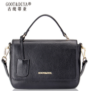 Gu Ti di 2015 Asian women bags leather bag new suede cow leather bag for fall/winter handbags slung shoulder bag