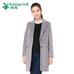 Hot Korean version of long woolen coat Cape coat small fields breathe sweet temperament girls tide self-11H5900