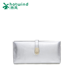 Hot new 2016 wallet large zip around wallet Velcro Korean fashion trend of the minimalist wallets wallets women B61W6104