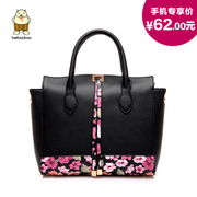 2015 North bag handbag new packages in Europe and America baodan shoulder hand bag x