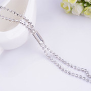Post vintage exaggerated necklace jewelry in Europe and Korea fashion necklace accessories women