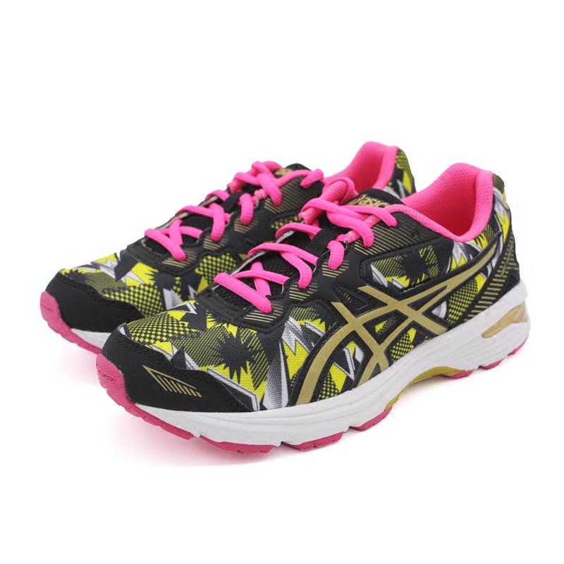 美国采购正品 ASICS 亚瑟士儿童鞋 男童女童运动鞋大童跑步鞋童鞋