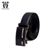 Wan Lima automatic buckle leather belt men belt 2015 new men's trend of Korean men's belt belts