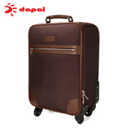 Dapai bags for men and women in business cabin trolley case suitcase luggage caster lockbox 18 inch 22 inch