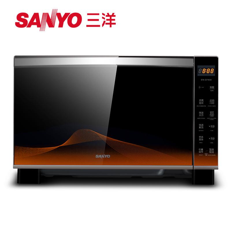 Sanyo/三洋 EM-GF600微波炉多少钱一台,评价如何